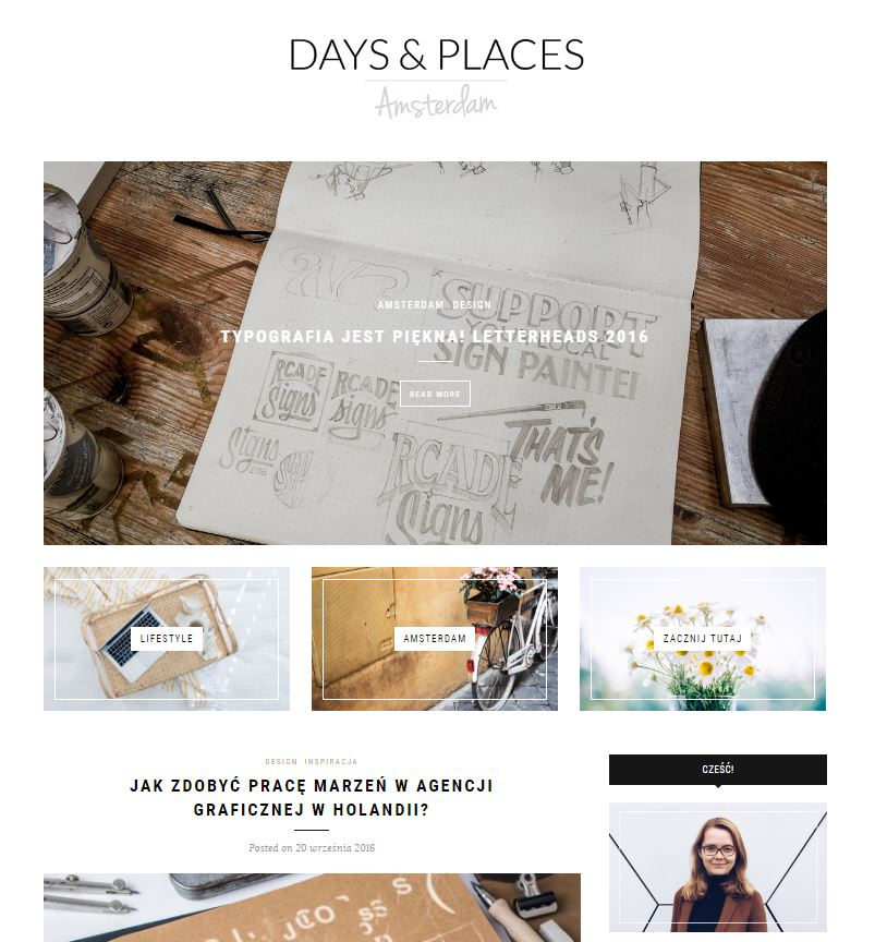 Days-and-places