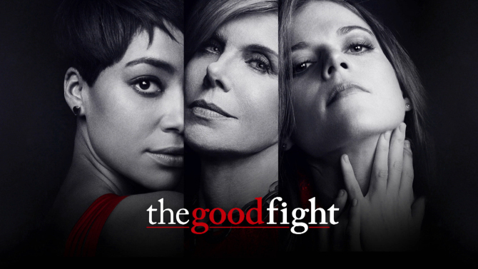 najlepsze seriale the good fight